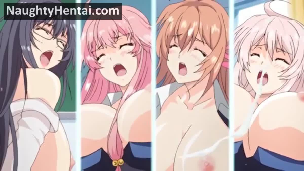 slutty 3d anime schoolgirl gets slit toyed