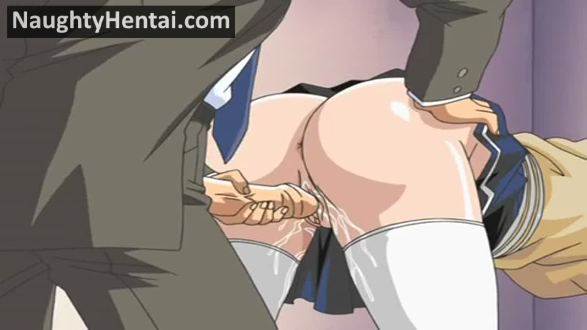 Anime Hentai School Uncensored
