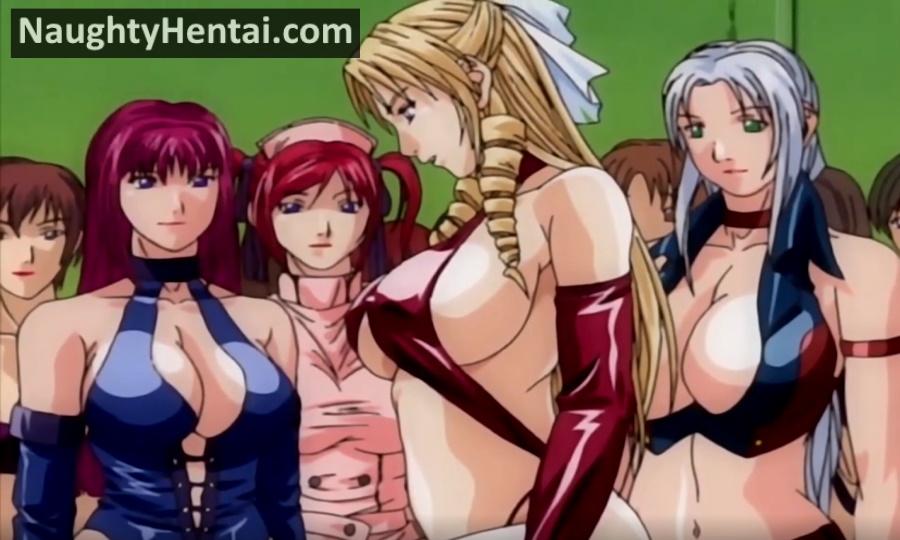 Big Tit Hentai Dickgirls