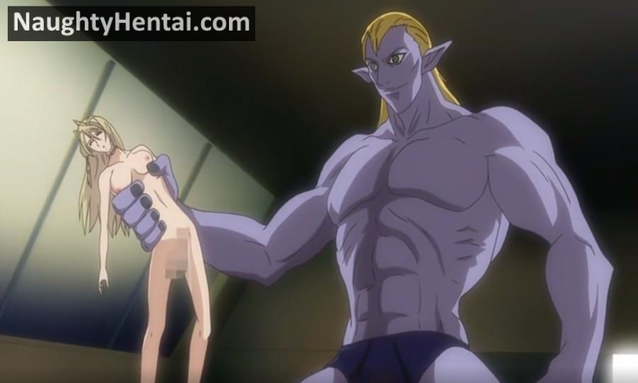 Hentai Lesbian Sex Uncensored